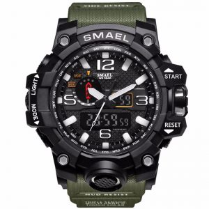 Sports Watches With Dual Display for Men