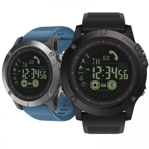 All-Weather Monitoring Smartwatches for IOS and Android